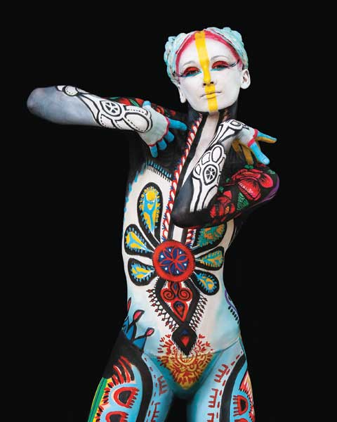 Canvas Schmanvas The Art Of Body Painting