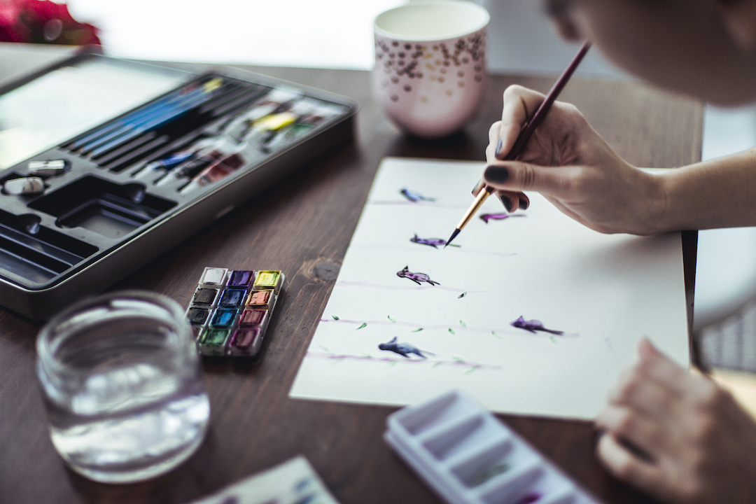 Learn How To Draw With Markers And Ink Right Now