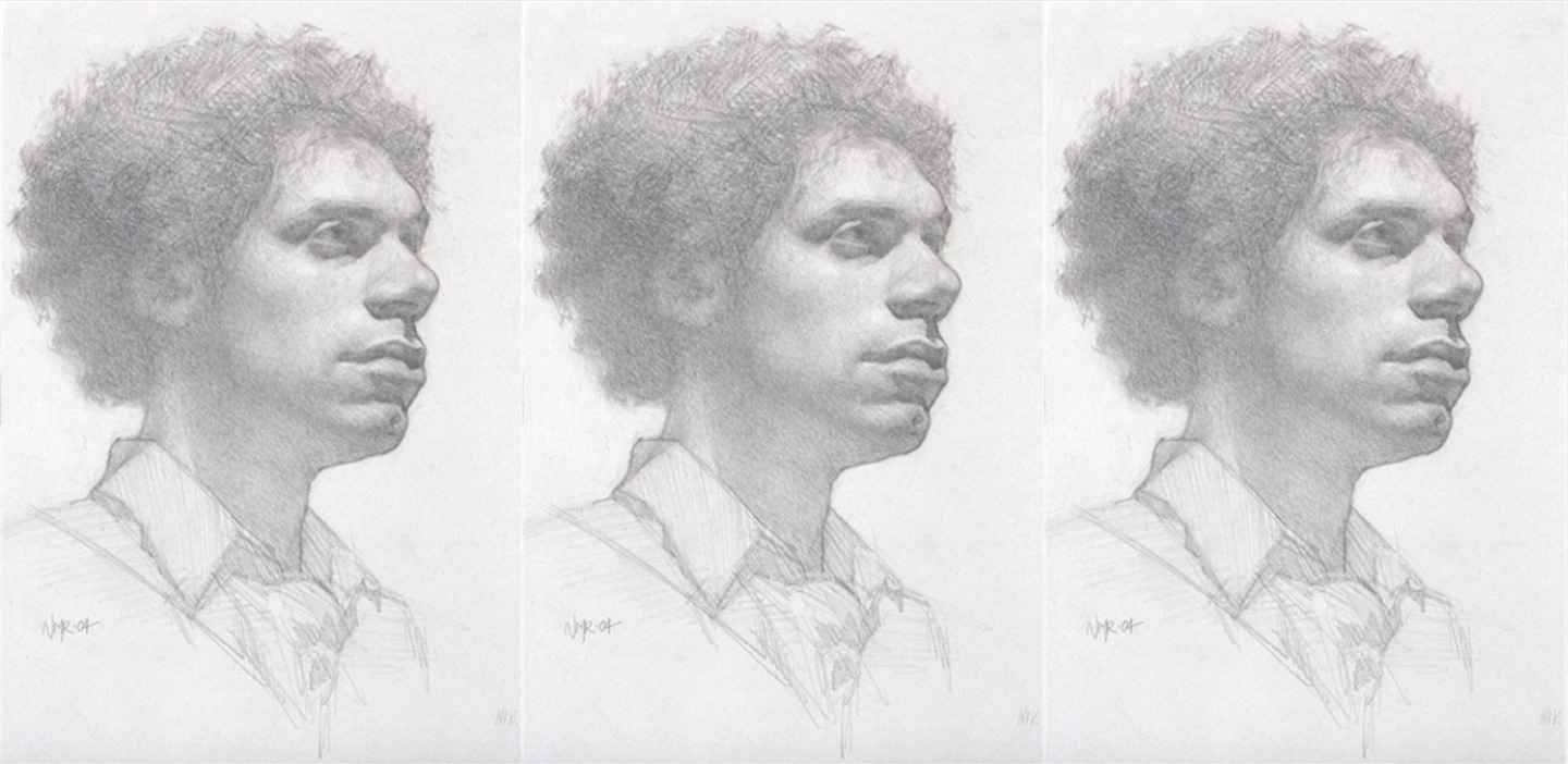 How To Draw Exhibition Worthy Pencil Portraits In 6 Easy Steps