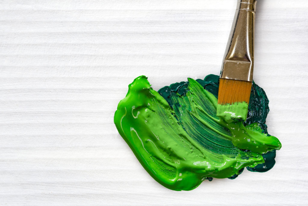 Acrylic Color Mixing Techniques How To Master Greens