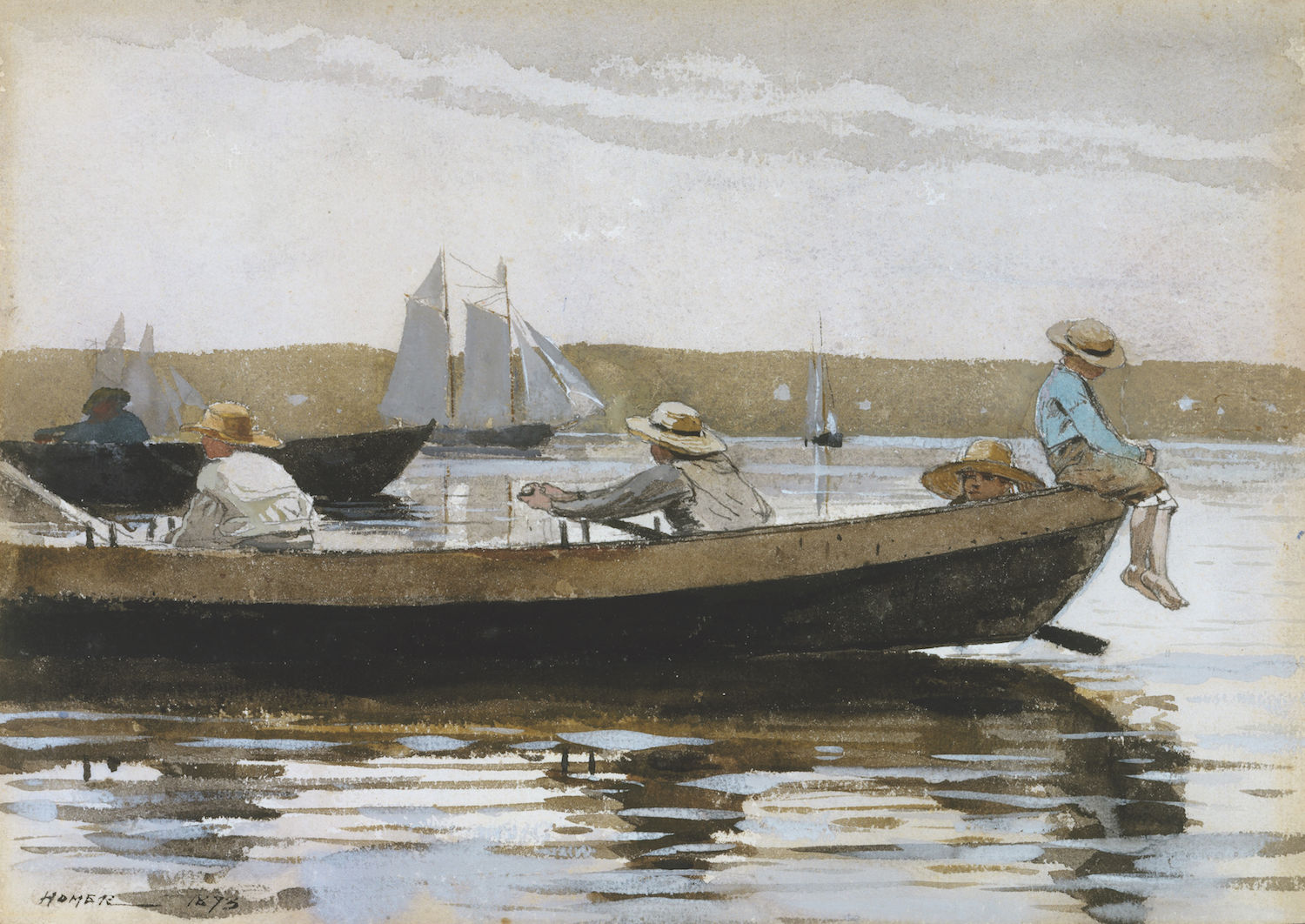 Watercolors Winslow Homer