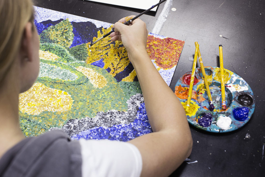 Art Projects For Adults Let Your Creativity Out To Play Right Now