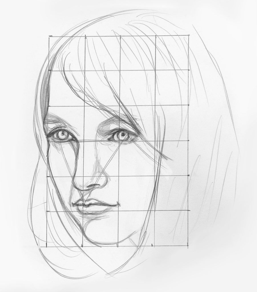 Draw Facial Features with This In Depth Beginner's Guide