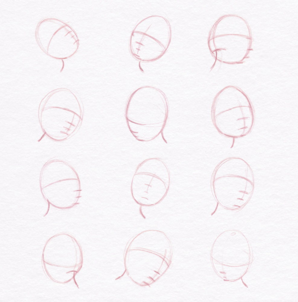 Drawing the Neck | Armature Demo | Why You Should Start with Armatures When Learning to Draw Figures | Excerpt from How to Draw People by Jeff Mellem | Artists Network