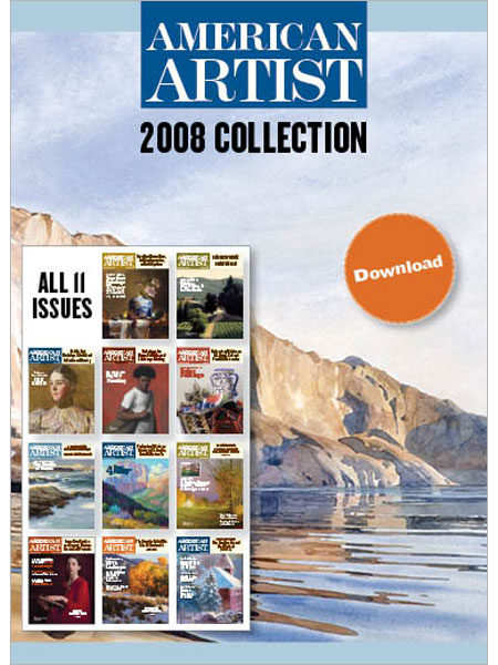 2008 American Artist Collection Download Artists Network