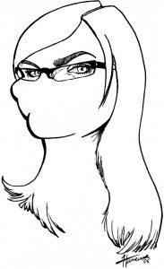 How to draw a cartoon: Cartoon-Face-Step-3