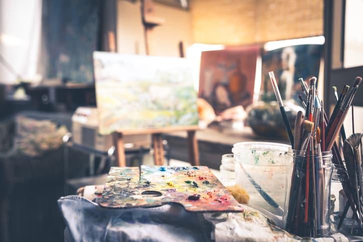 Inspiring Artist Studio Solutions Artists Network