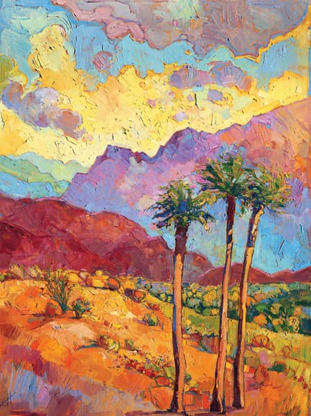 Dancing With Color In The Landscapes Of Erin Hanson Artists Network