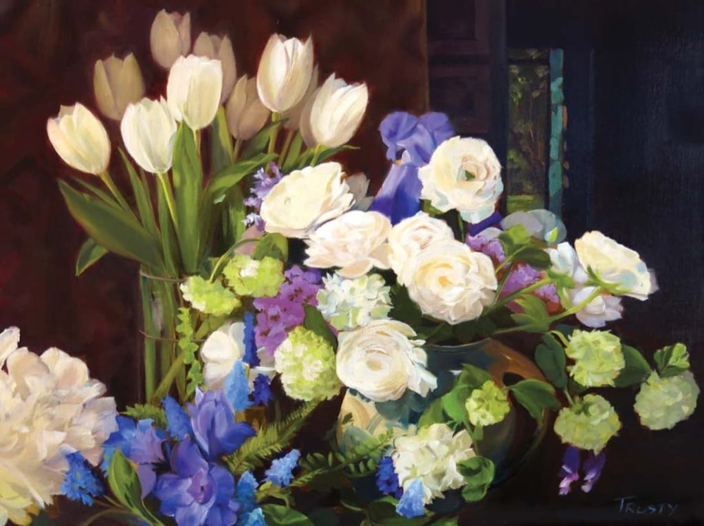 9 Steps To A Successful Floral Still Life Artists Network