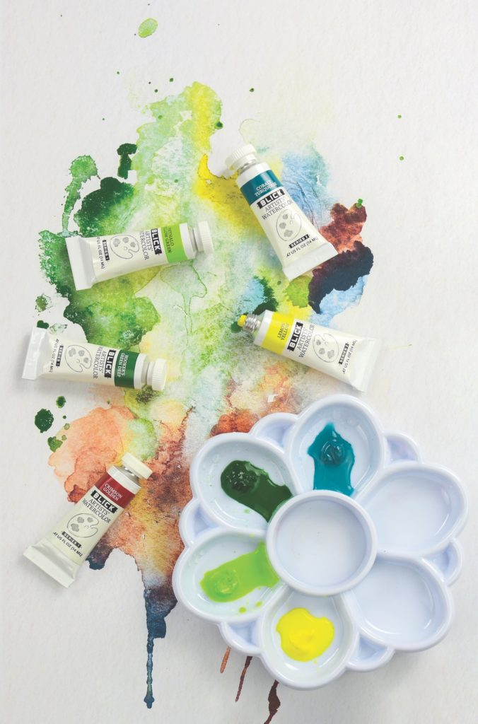 Celebrating Summer Watercolor Ideas And Inspiration Artists Network