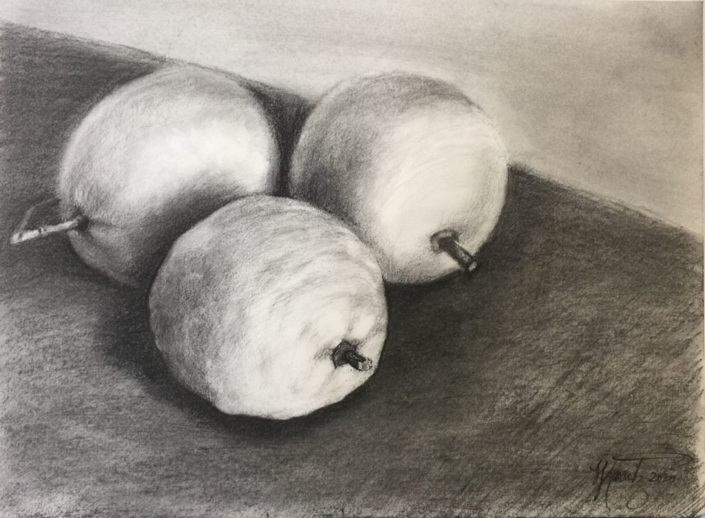 Drawing Together Episode 49 Drawing Fruit Artists Network