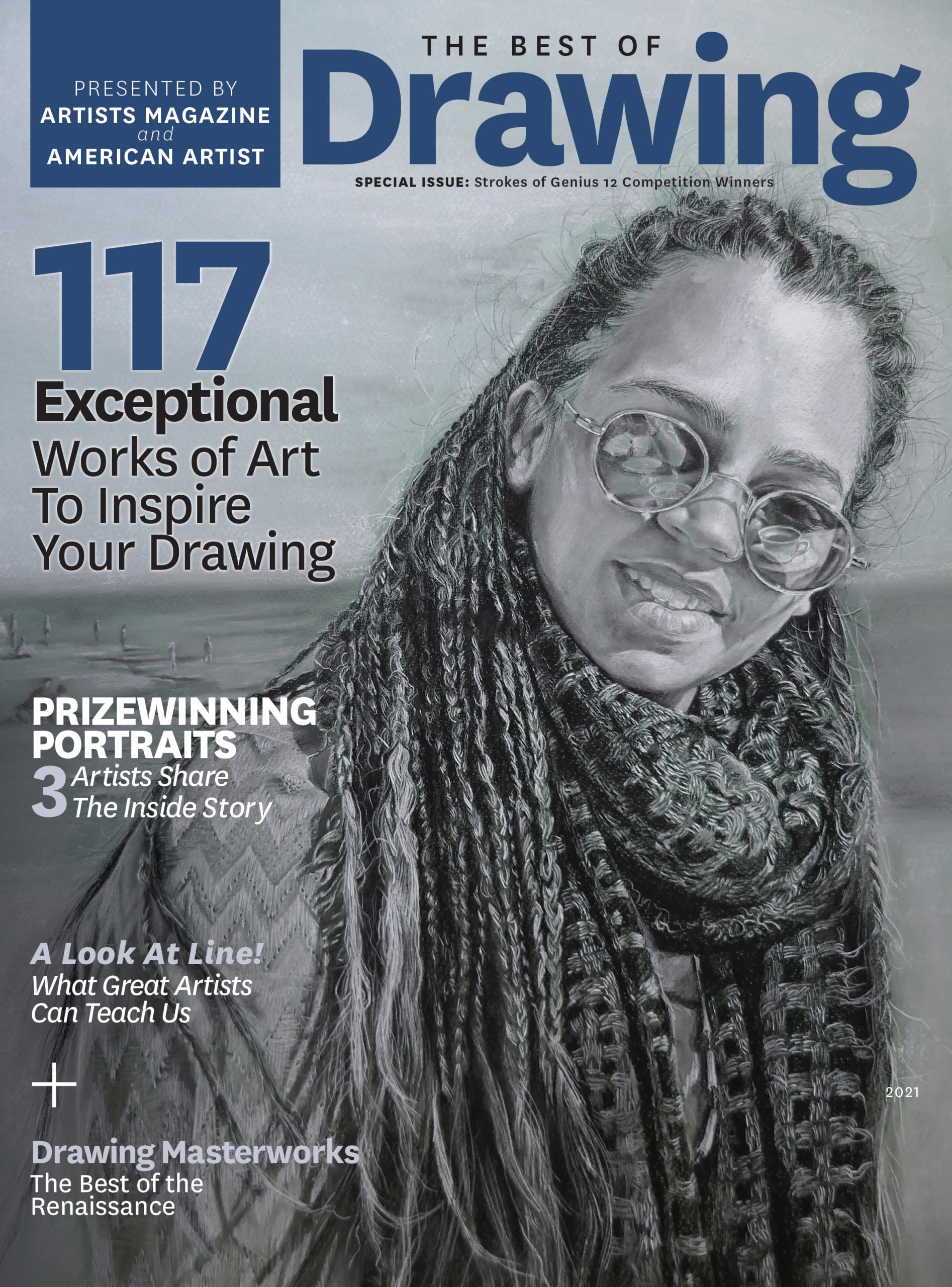 The Best Of Drawing Strokes Of Genius 12 Competition Winners Print Edition Artists Network